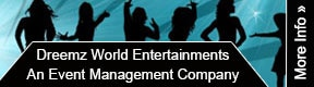 Dreemz World Entertainments An Event Management Company