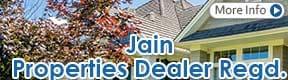 Jain Properties Dealer Regd.
