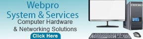 WEBPRO SYSTEM & SERVICES