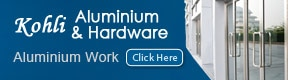 Kohli Aluminium & Hardware