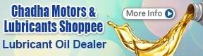 Chadha motors & lubricant shoppee