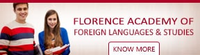 Florence Academy Of Foreign Languages & Studies