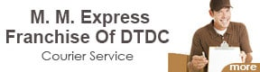 M M EXPRESS FRANCHISE OF DTDC