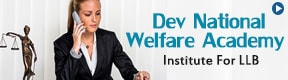 Dev National Welfare Academy