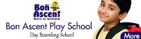 Bon Ascent Play School