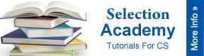 Selection Academy