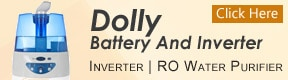 Dolly Battery And Inverter