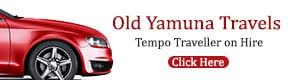 Old Yamuna Travels