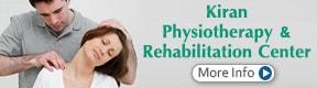 KIRAN PHYSIOTHERAPY & REHABILITATION CENTER