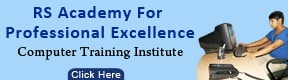 R S ACADEMY FOR PROFESSIONAL EXCELLENCE