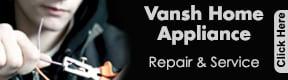 Vansh home appliance