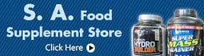 S A Food Supplements Store