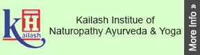 Kailash Institute Of Naturopathy Ayurveda & Yoga