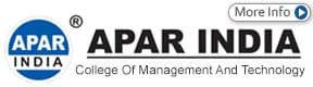 Apar India College Of Management And Technology