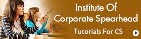 Institute Of Corporate Spearhead
