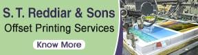S.T.Reddiar And Sons(Ekm)