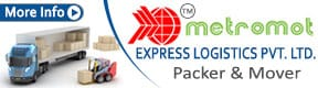 METROMOT EXPRESS LOGISTIC PVT LTD