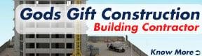 Gods Gift Construction