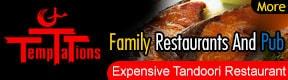TEMPTATION FAMILY RESTAURANTS AND PUB
