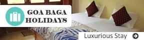 Goa Baga Holidays