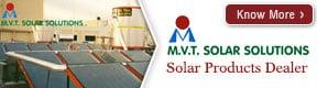 MVT SOLAR SOLUTIONS
