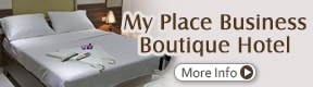 MY PLACE BUSINESS BOUTIQUE HOTEL