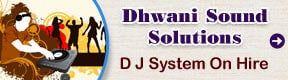 DHWANI SOUND SOLUTIONS