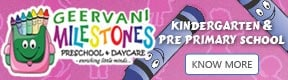 Geervani Milstones Preschool & Daycare