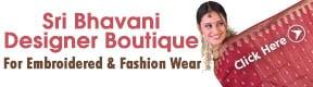 Sri Bhavani Designer Boutique