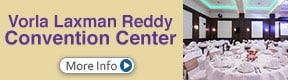 Vorla Laxman Reddy Convention Center