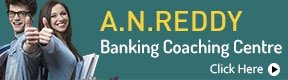 A.N.Reddy Banking Coaching Centre