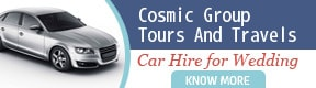 Cosmic Group Tours And Travels