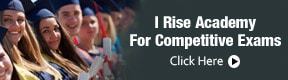 I Rise Academy For Competitive Exams