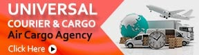 Universal Courier & Cargo