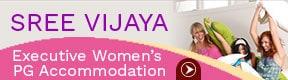 Sree Vijaya Executive Womens PG Accomodation