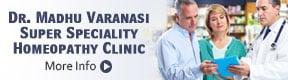 Dr.Madhu Varanasi Superspeciality Homeopathy Clinic