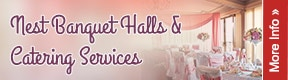 Nest Banquet Halls & Catering Services