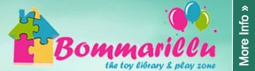 Bommarillu The Toy Library