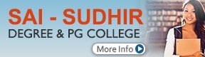Sai Sudhir Degree & Pg College