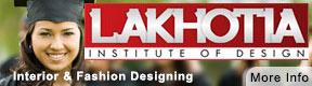 Lakhothia Institute Of Design