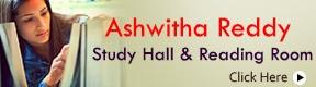 Ashwitha Reddy Study Hall & Reading Room