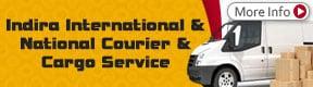 INDIRA INTERNATIONAL & NATIONAL COURIER & CARGO SERVICE