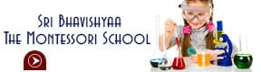 Sri Bhavishyaa The Montessori School
