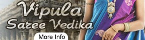 Vipula Saree Vedika