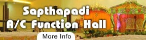 Sapthapadi A/C Function Hall