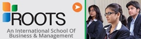 Roots An International School Of Business & Management