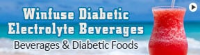 Winfuse Diabetic Electrolyte Beverages