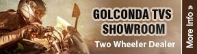 Golconda tvs showroom
