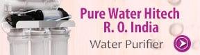 PURE WATER HITECH R O INDIA