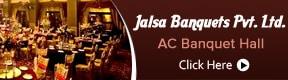 Jalsa Banquets Pvt Ltd